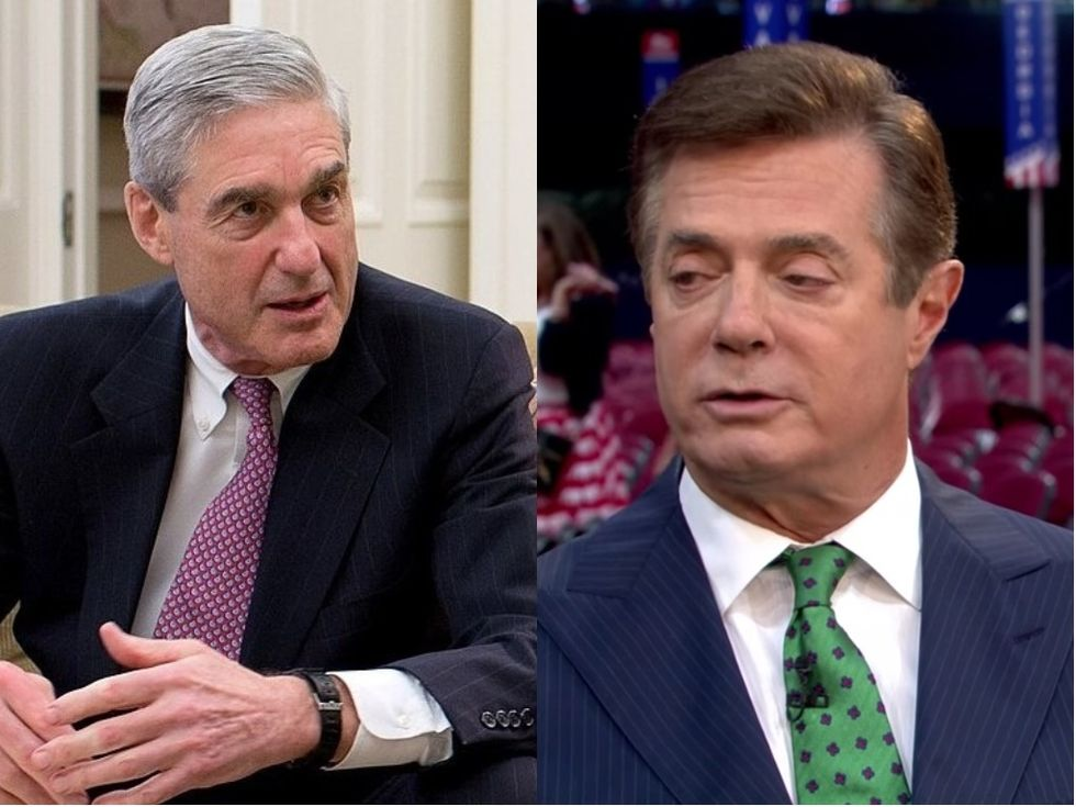 Judge Says Paul Manafort Must 'Fully and Truthfully' Cooperate with Robert Mueller