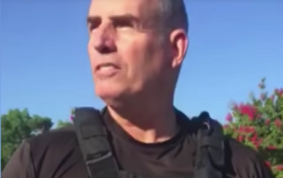 Watch: Arkansas Officer Tells Group of Black Residents They 'Don't Belong in My City'
