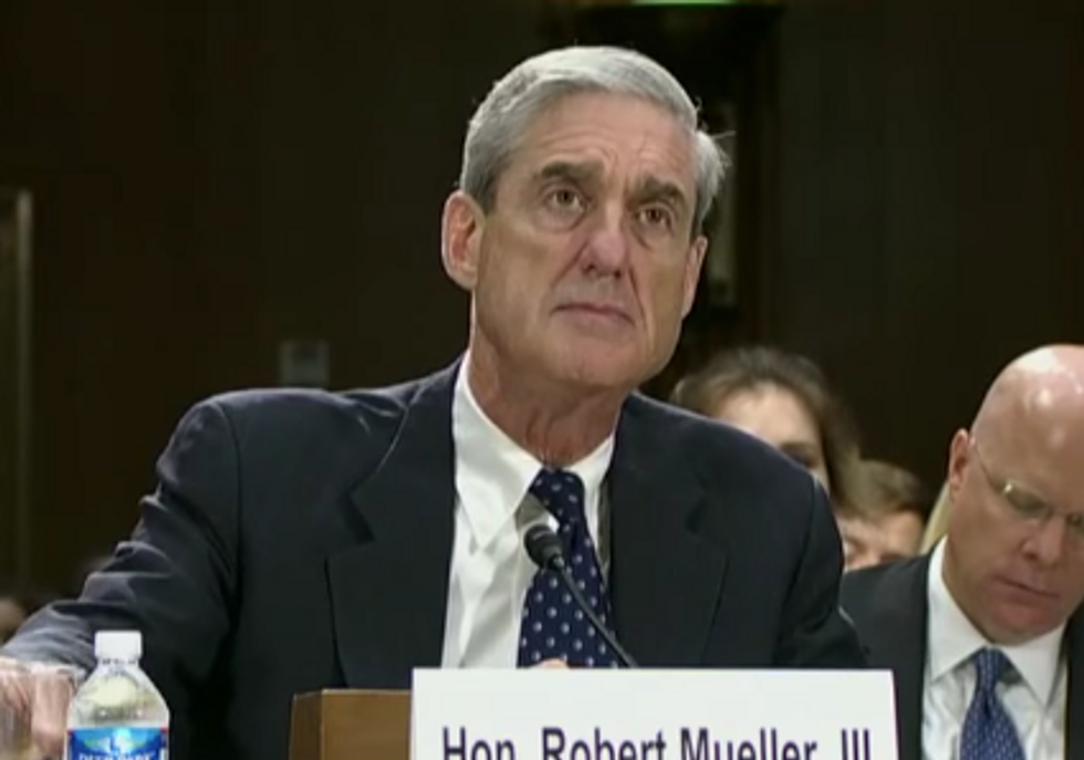 How a 62-Year-Old Unsolved Mystery Could Stifle Robert Mueller's Russia Investigation
