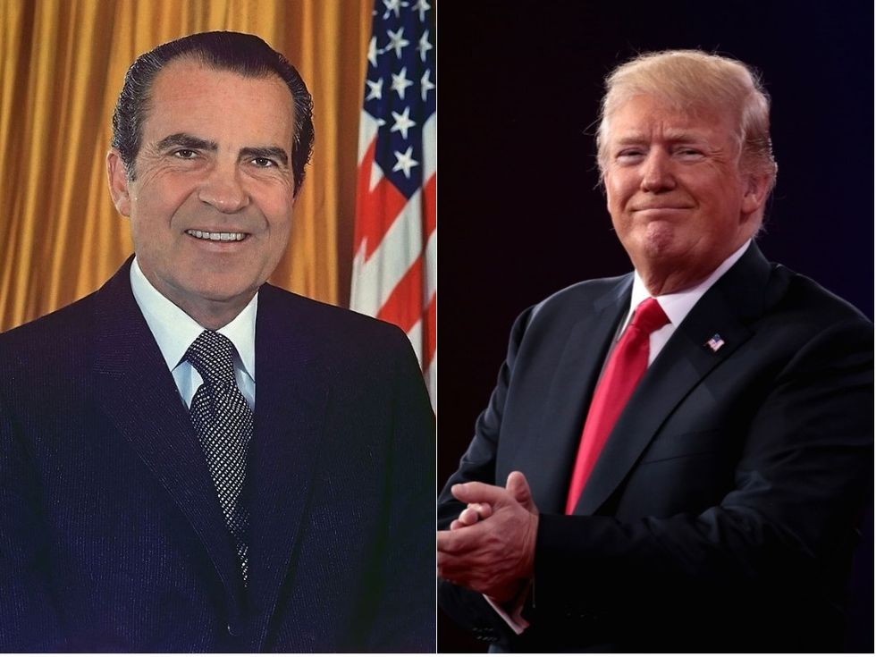 Watergate Prosecutor Says He'd Rather Have Richard Nixon in the White House than Donald Trump