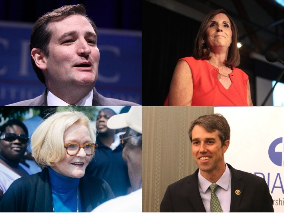 These 5 Key Races Remain Tight as Democrats Try to Take Control of the Senate