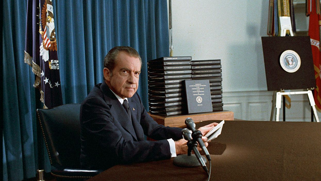 How Richard Nixon's obsessions sowed the seeds of his own downfall