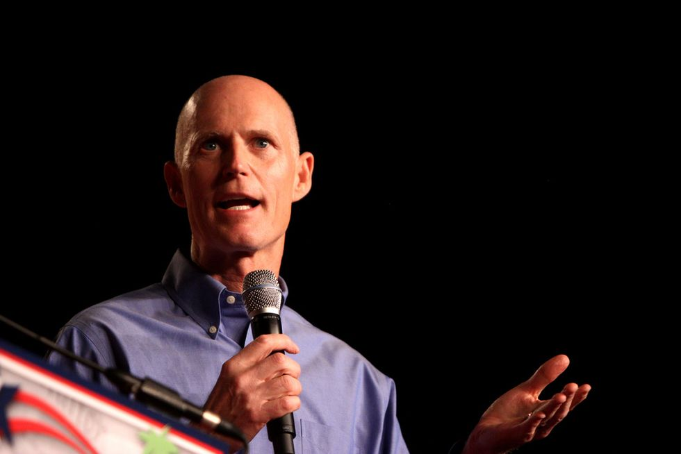 Bombshell Report Details Rick Scott's Massive Conflicts of Interest: His 'Blind Trust' Isn't Really Blind