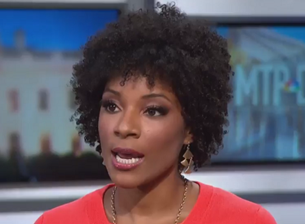 'People Are Dead': MSNBC Guest Blasts the Media's Focus on Trump's Base  -  Rather than the Administration's Victims