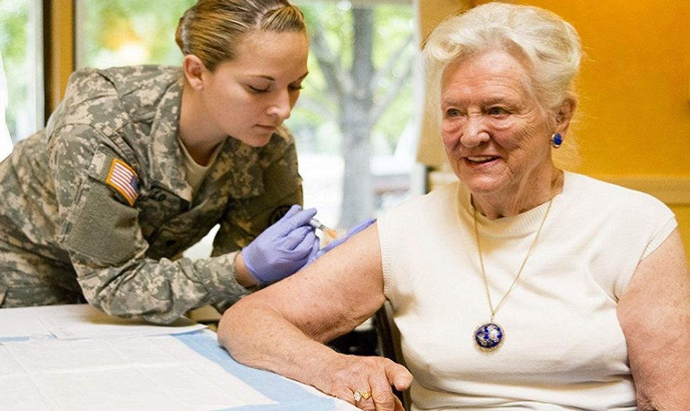 How to convince your loved ones to get the flu shot this year