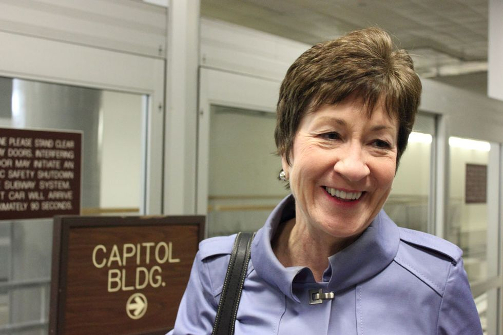 The Downfall of a Reasonable Republican: Why Susan Collins' Senate Career Was Probably Just Dealt a Fatal Blow