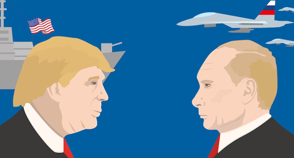The Putin defense: How far will Donald Trump go now to stay in power?