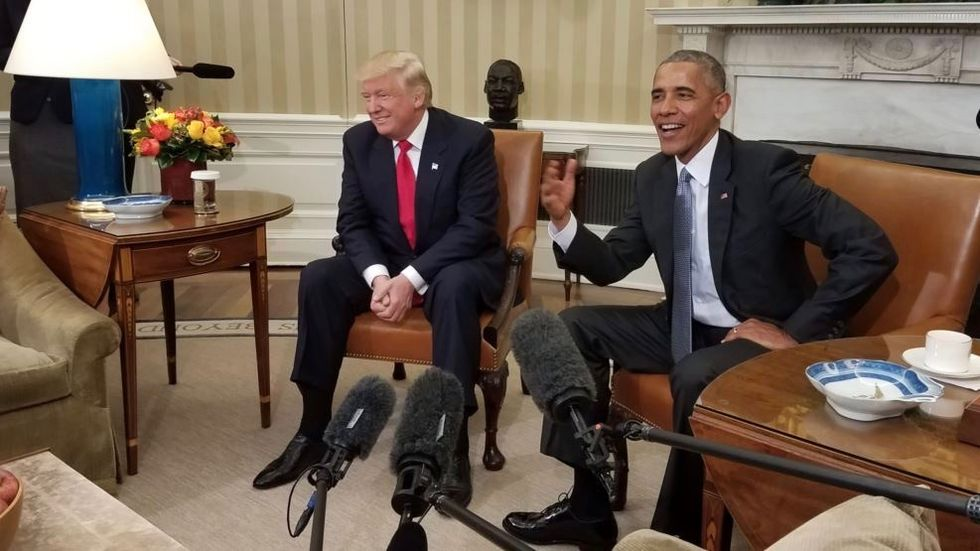 Americans rally behind ObamaCare as Trump calls on the Supreme Court to kill healthcare for millions