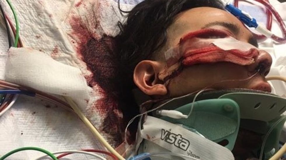 Utah man who reportedly shouted he was 'here to kill Mexicans' before brutal attack avoids hate crime charges