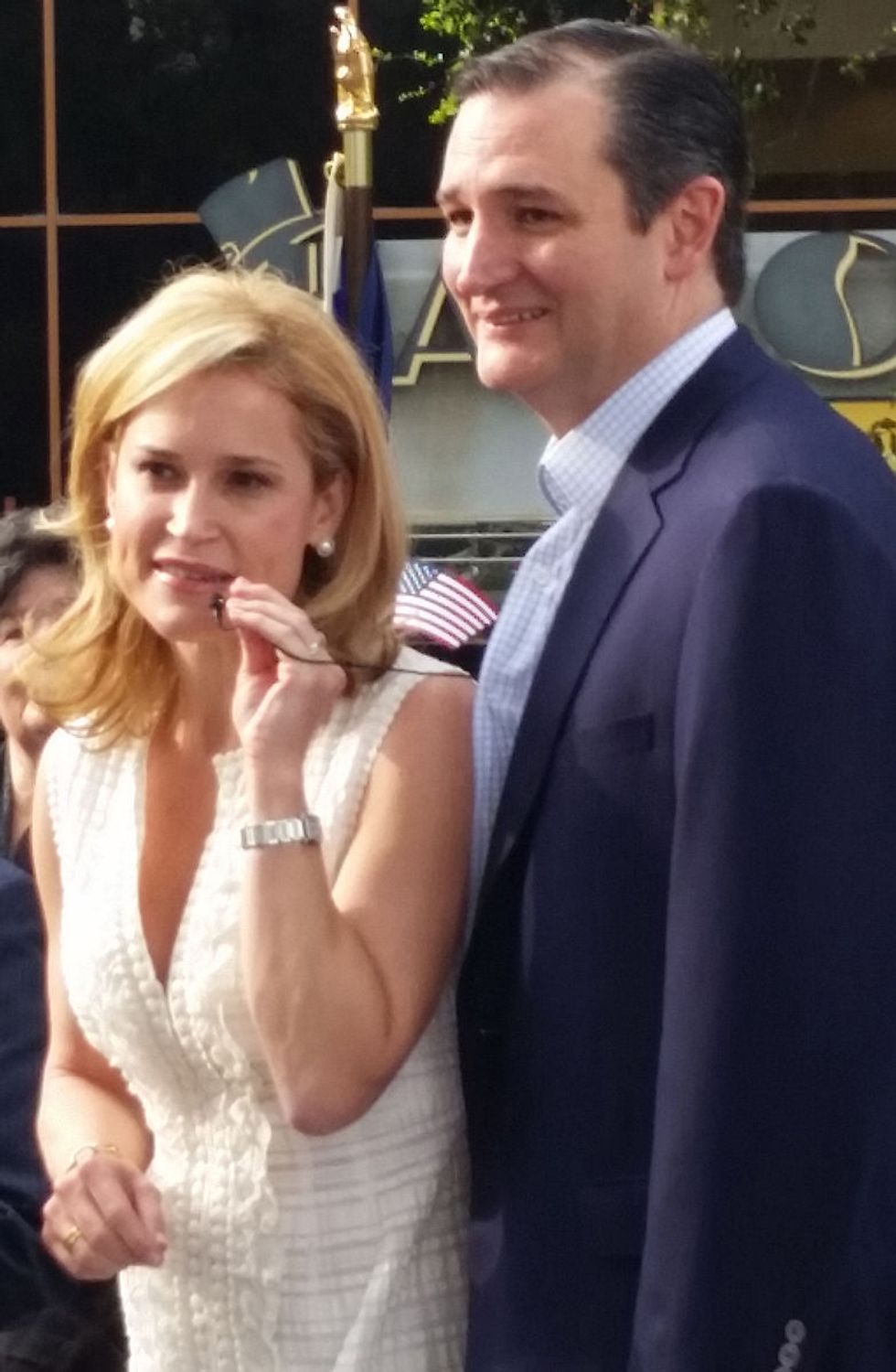 Heidi Cruz Whines About Ted's $174k Senate Salary: 'We're Not Buying a Second Home Anytime Soon'