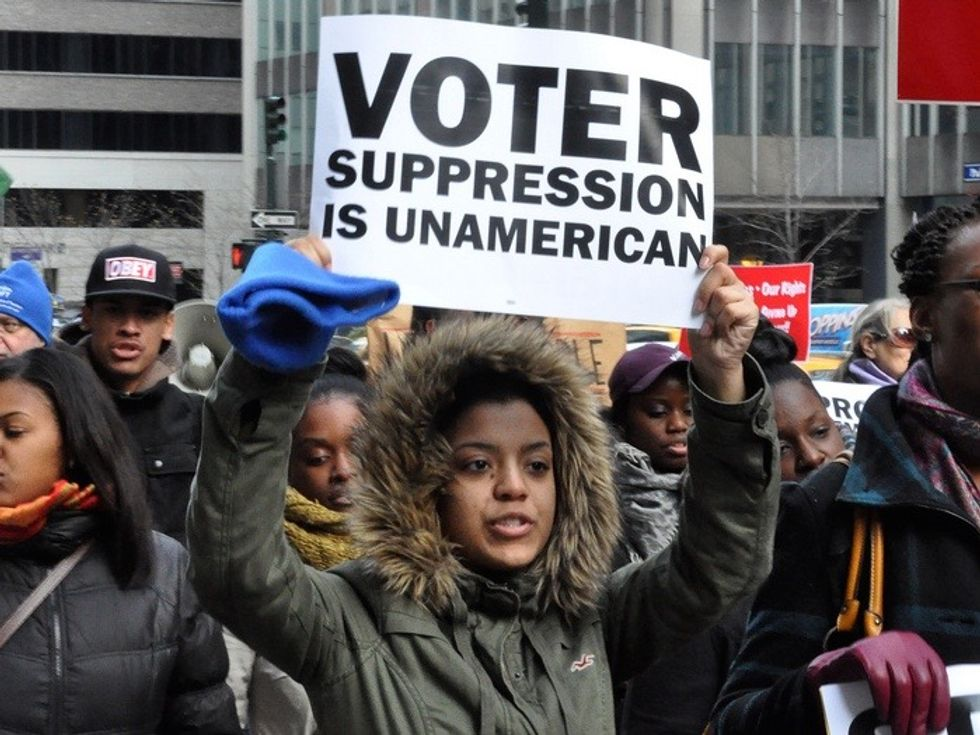 Federal courts rule against voter suppression in Florida and Georgia
