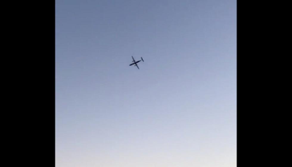 Listen: Man Hijacks Empty Horizon Airlines Plane from Sea-Tac Airport Before Crashing