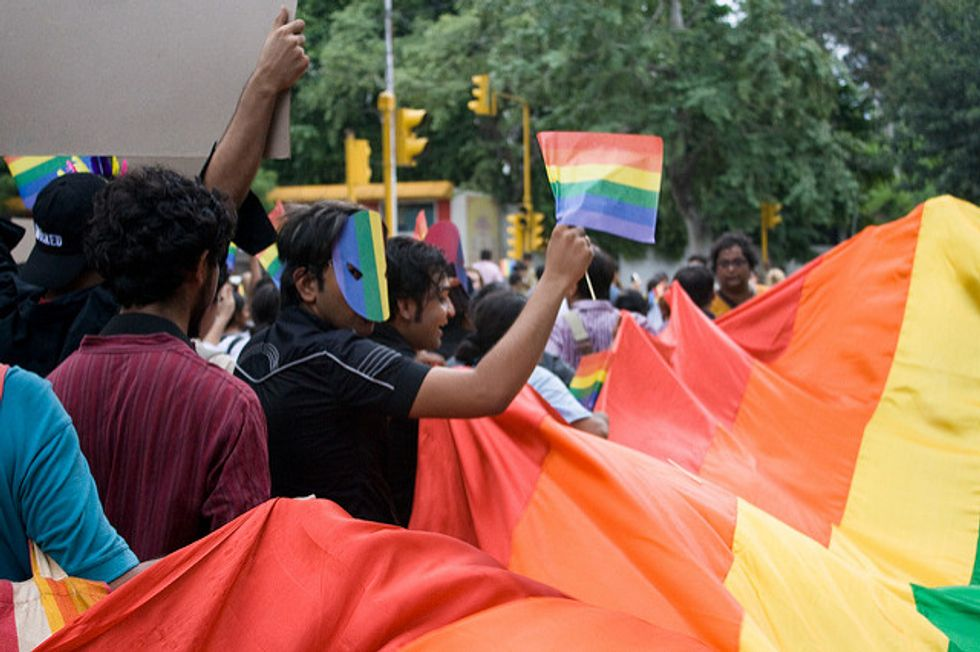 The Historic Victory for Gay Rights in India Was Long Overdue - And Just the Beginning