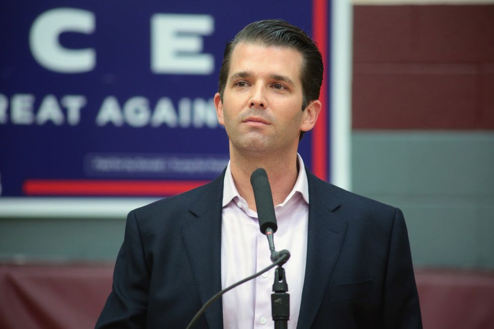 Here's how Trump's acting AG can protect Don Jr from Mueller indictment