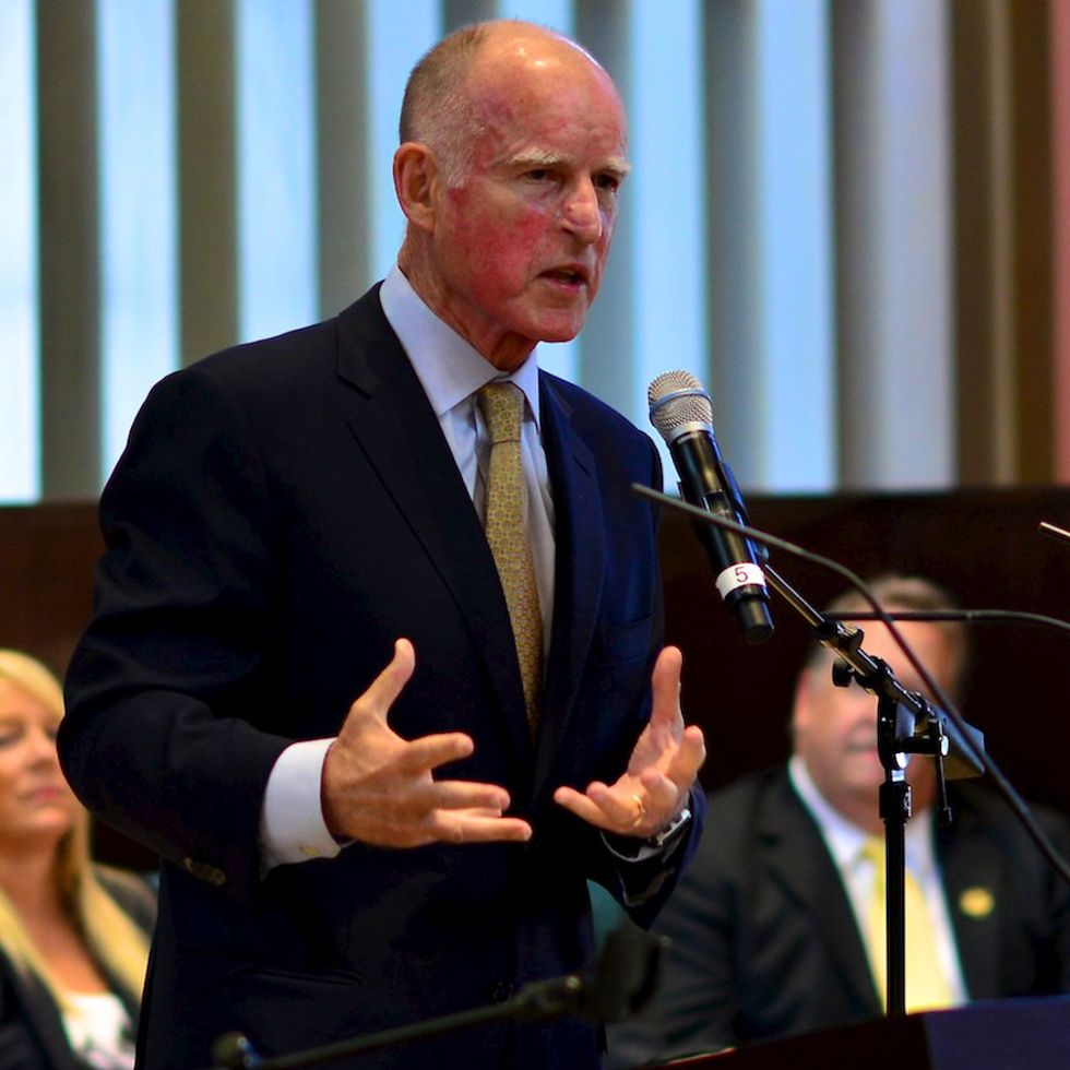 Here's Why Gov. Jerry Brown Stands in the Way of Climate Justice