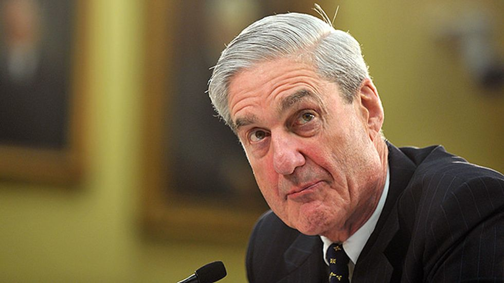 Senate Democrats are preparing to flex the power of the purse to protect Mueller