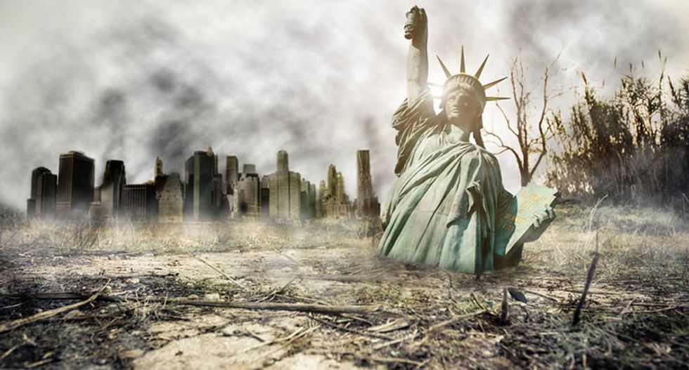 The End Really Is Near: Here's a Play-By-Play of the Coming Economic Collapse as Predicted by 5 Economists