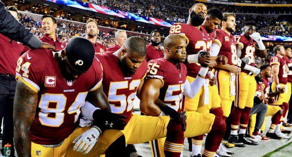 Here's How Professional Sports Have Come to Sell a Militarized form of Patriotism