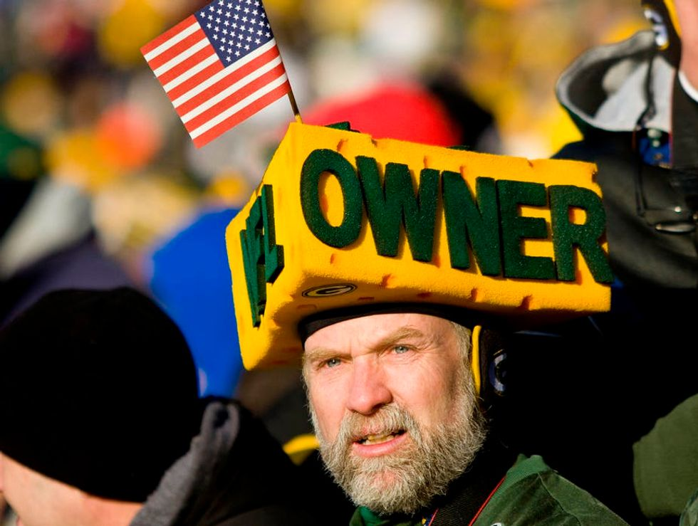 Green Bay Packers Fans Love That Their Team Doesn't Have an Owner – Just Don't Call It 'Communism'