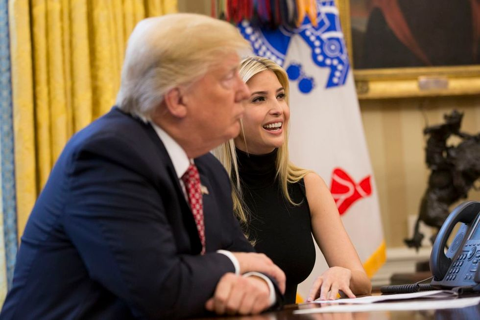 Here's Even More Proof That Ivanka Trump Is Just as Crooked As Her dad  -  And Why We Should Stop Pretending Otherwise