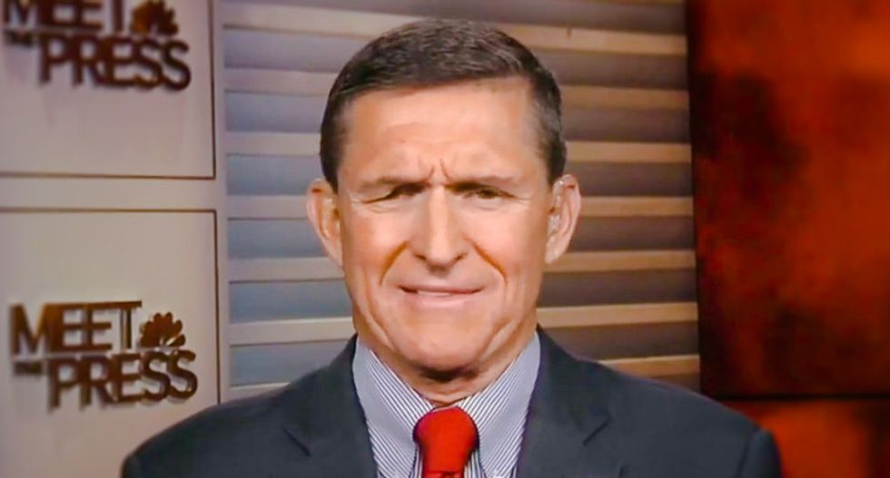 Flynn associates claim he was in contact with Russian ambassador about a 'grand bargain' during 2016 campaign
