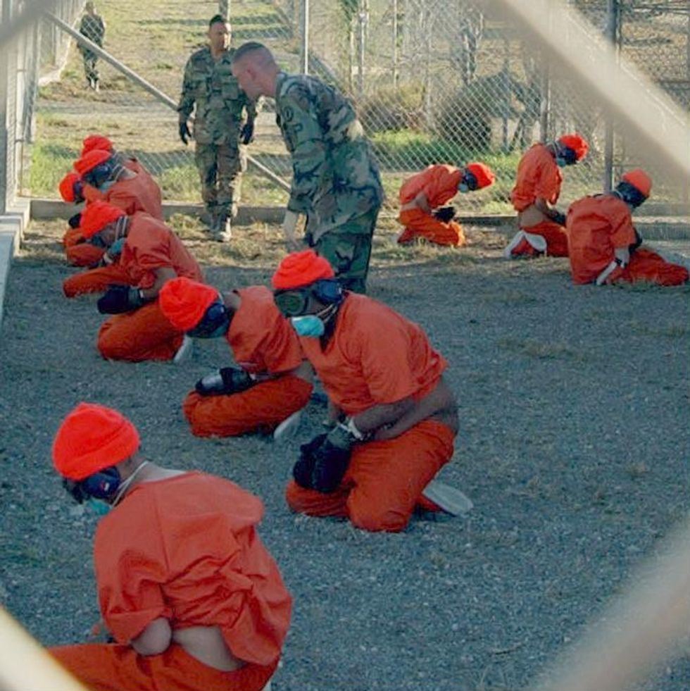 American Psychologists Helped Design Torture Programs  -  Now They Want to End Them