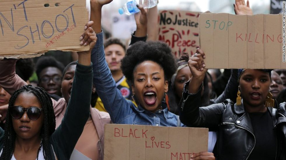 Black Student Activists Face a Penalty in College Admissions