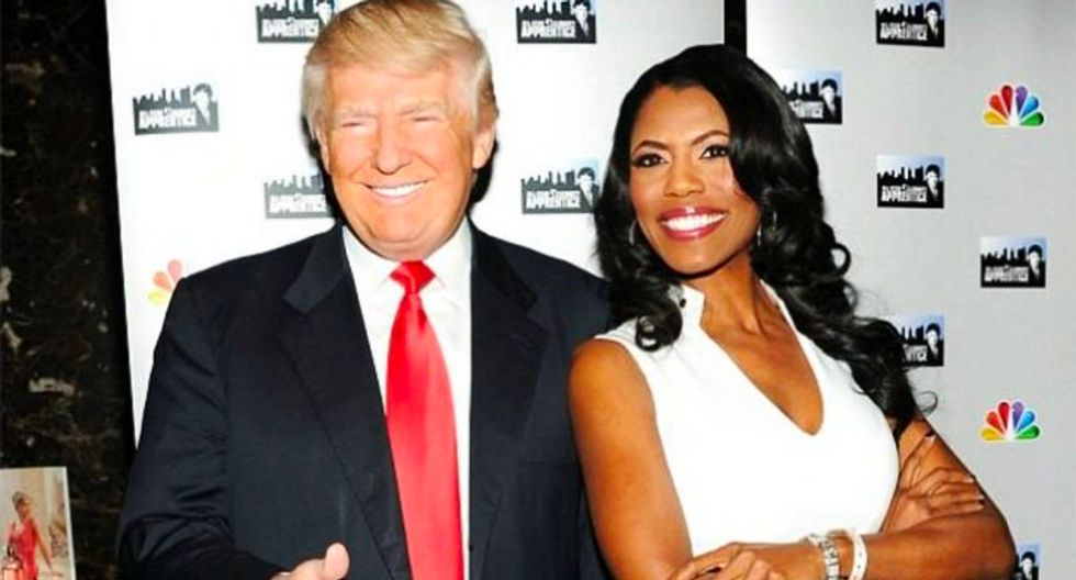 Trump Campaign Seeks 'Millions' from Omarosa for Violating NDA and Disparaging the President: Report