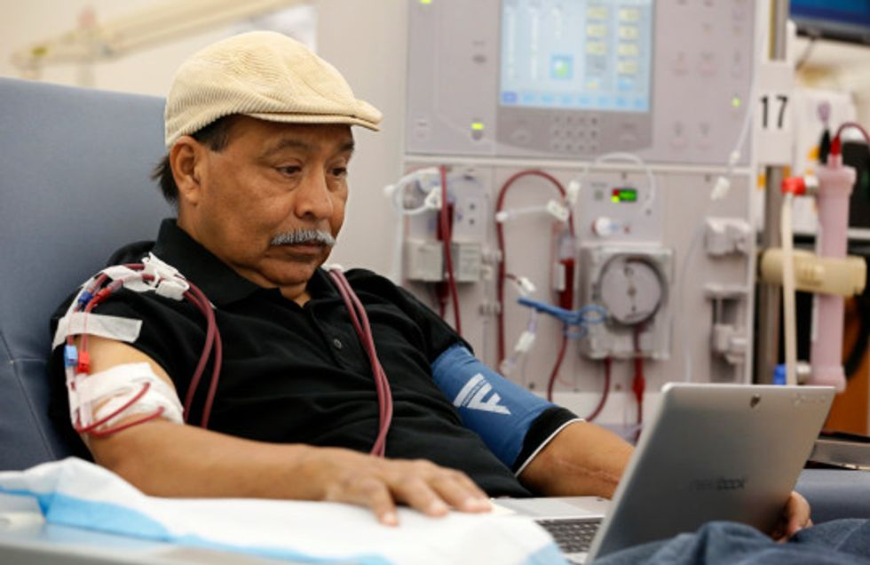 Here's Why California Kidney Dialysis Clinics Are Spending $111 Million to Defeat a Modest Ballot Proposition