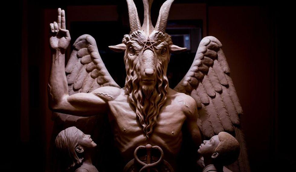 Can the Satanic Temple Survive Its 'Civil War'?