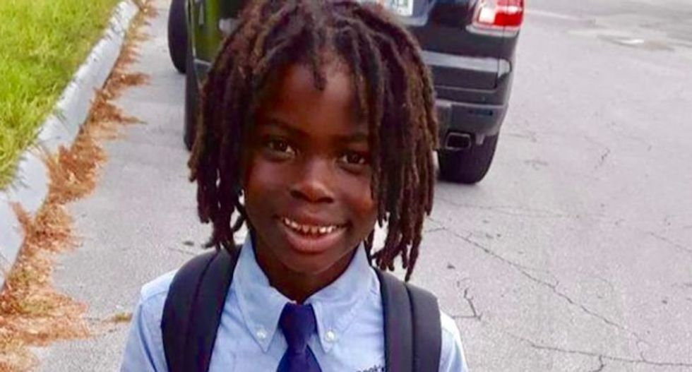Black First-Grader Excluded from Private Christian School in Florida Because of His Dreadlocks