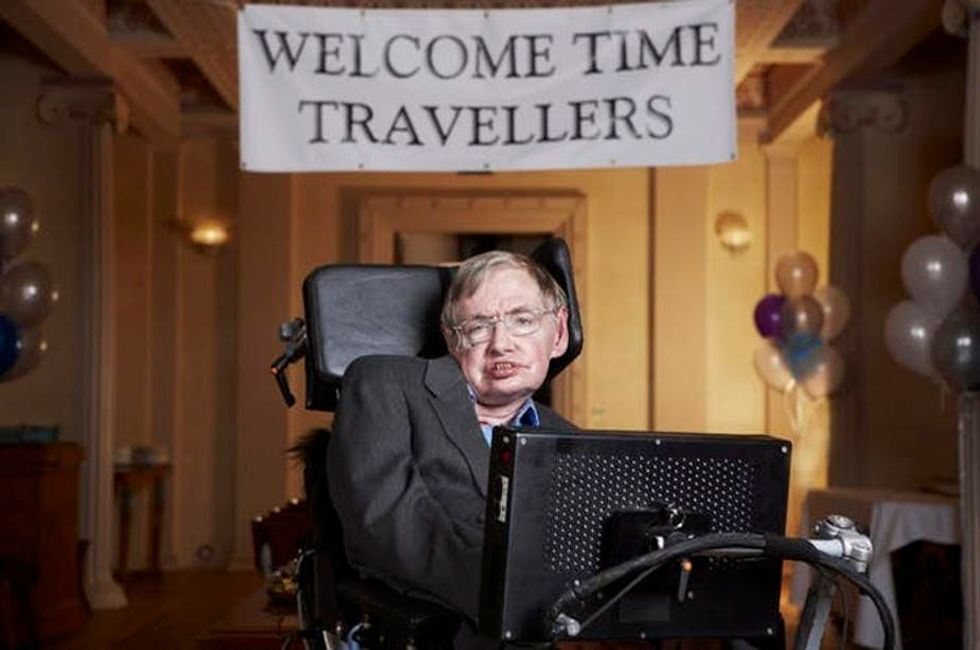 Stephen Hawking's final book suggests time travel may one day be possible – here's what to make of it