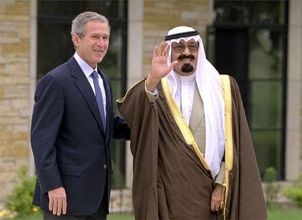 Here's How Saudi Money Keeps Washington at War in Yemen