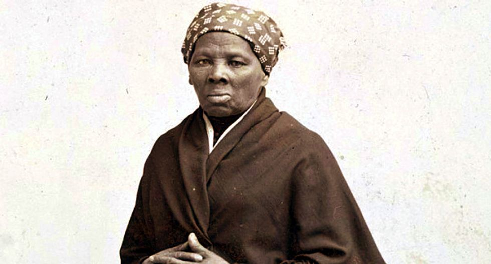 What Trump's Harriet Tubman snub says about his worldview