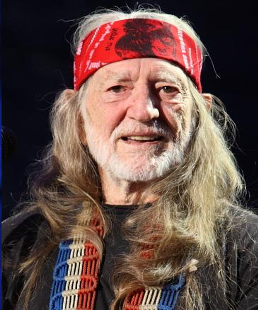 Sing It With Me, 'Vote 'Em out!' Willie Nelson Debuts New Hit Song At Beto O'Rourke Rally in Texas