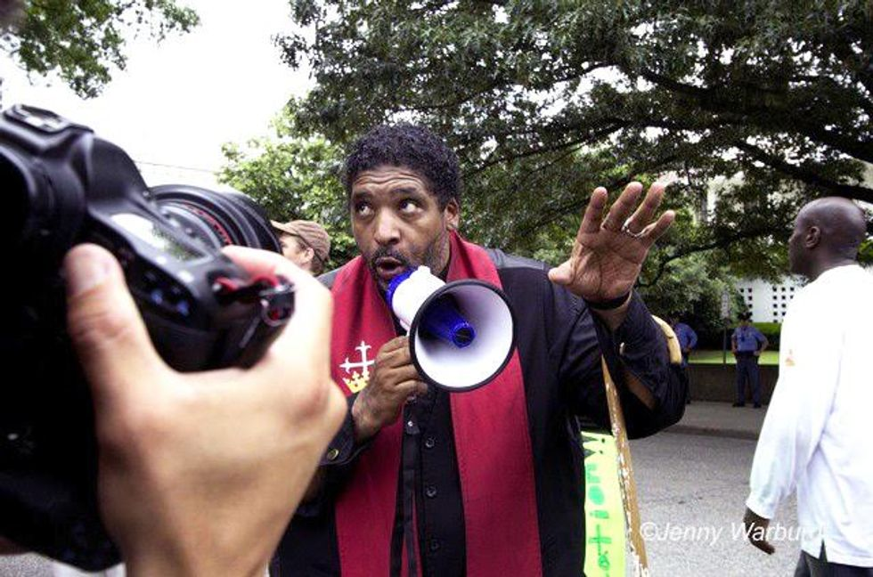 African-American Preachers Are Fed Up With Far-Right White Evangelicals  -- and They Have Every Reason to Be