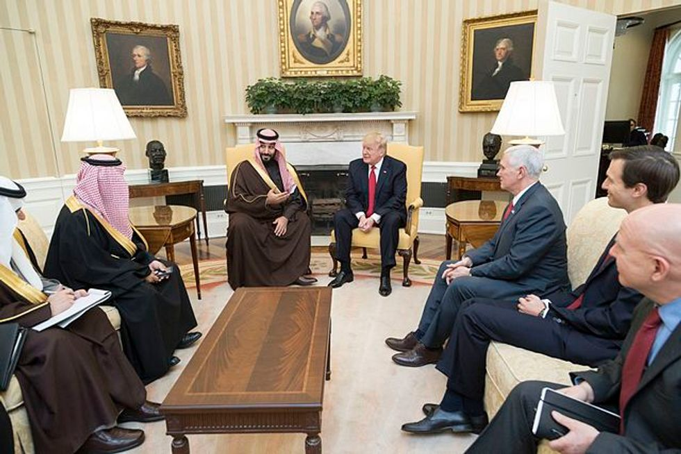 Khashoggi Is the Tip of the Bloody Iceberg: 10 More Reasons to Cut the U.S.-Saudi Alliance
