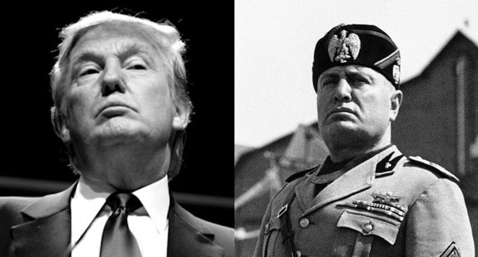 America Is on the Road to Becoming a Fascist State