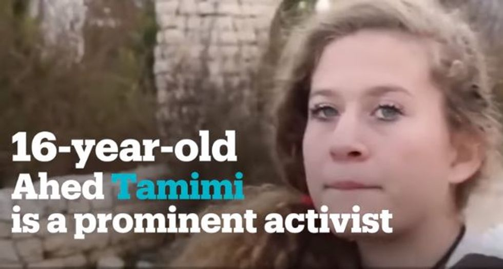 Ahed and Malala: Why we revere some girl activists and not others