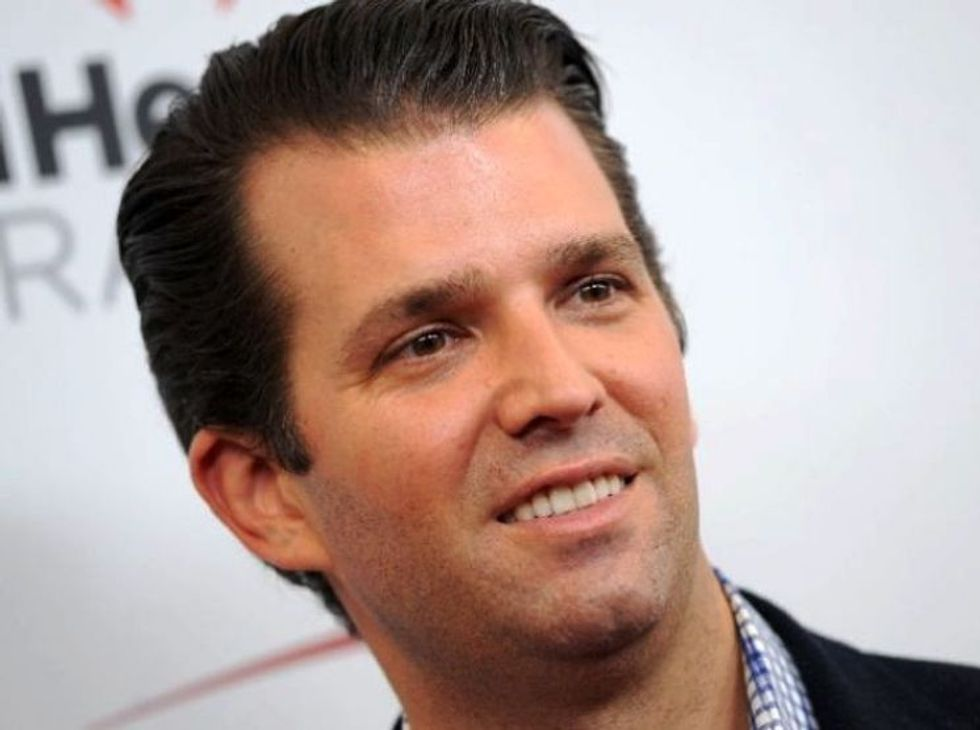 'Directly in Legal Peril': Democratic Lawmaker Warns Donald Trump Jr. He Desperately Needs a Good Lawyer as Mueller Closes in