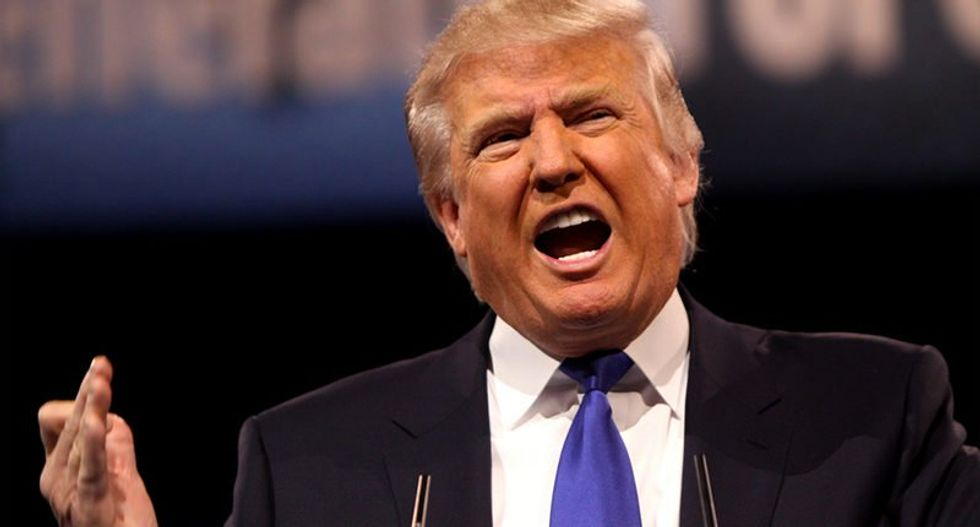 Here is the psychological condition that best explains Trump's twisted worldview
