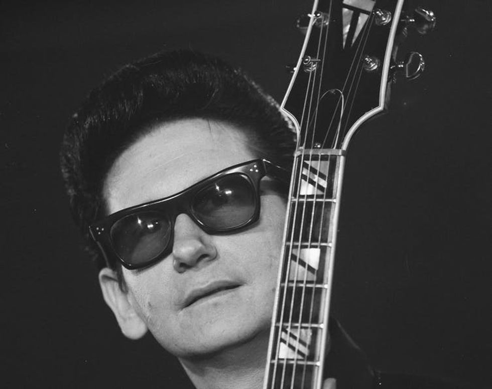The Ghost of Roy Orbison Goes on Tour and a Lot of People Aren't Happy About It