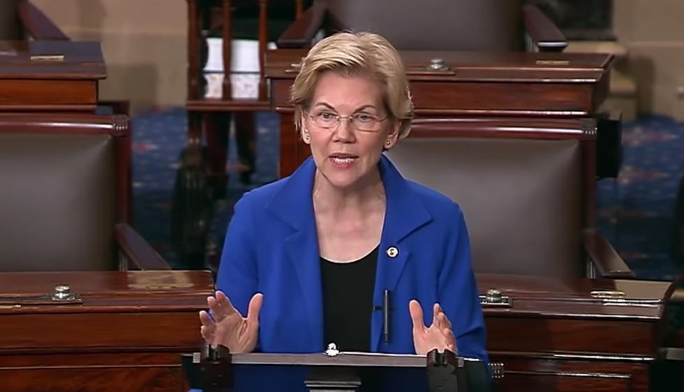 Here's why Elizabeth Warren could be big corporations' 'worst nightmare'