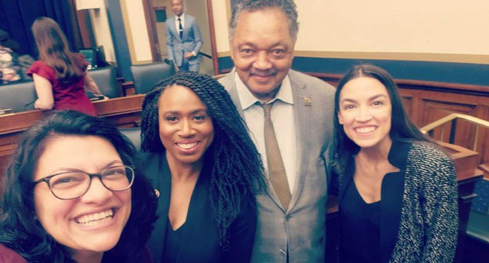 Vitriol heaped on black heroines of the French Resistance would look familiar to Alexandria Ocasio-Cortez and Rashida Tlaib