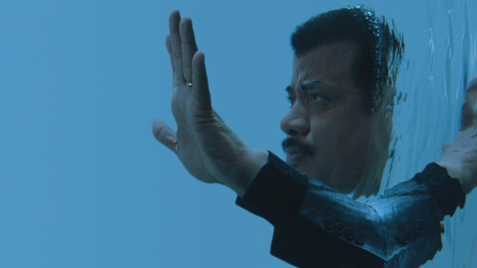 Neil deGrasse Tyson wants people to talk about astrophysics the same way they talk about Beyoncé