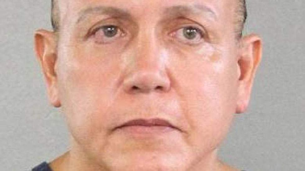 Trump fan Cesar Sayoc pleads guilty to sending mail bombs to the president's critics
