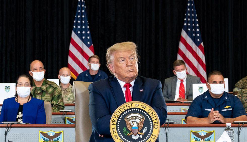 A psychiatrist's assessment of Trump