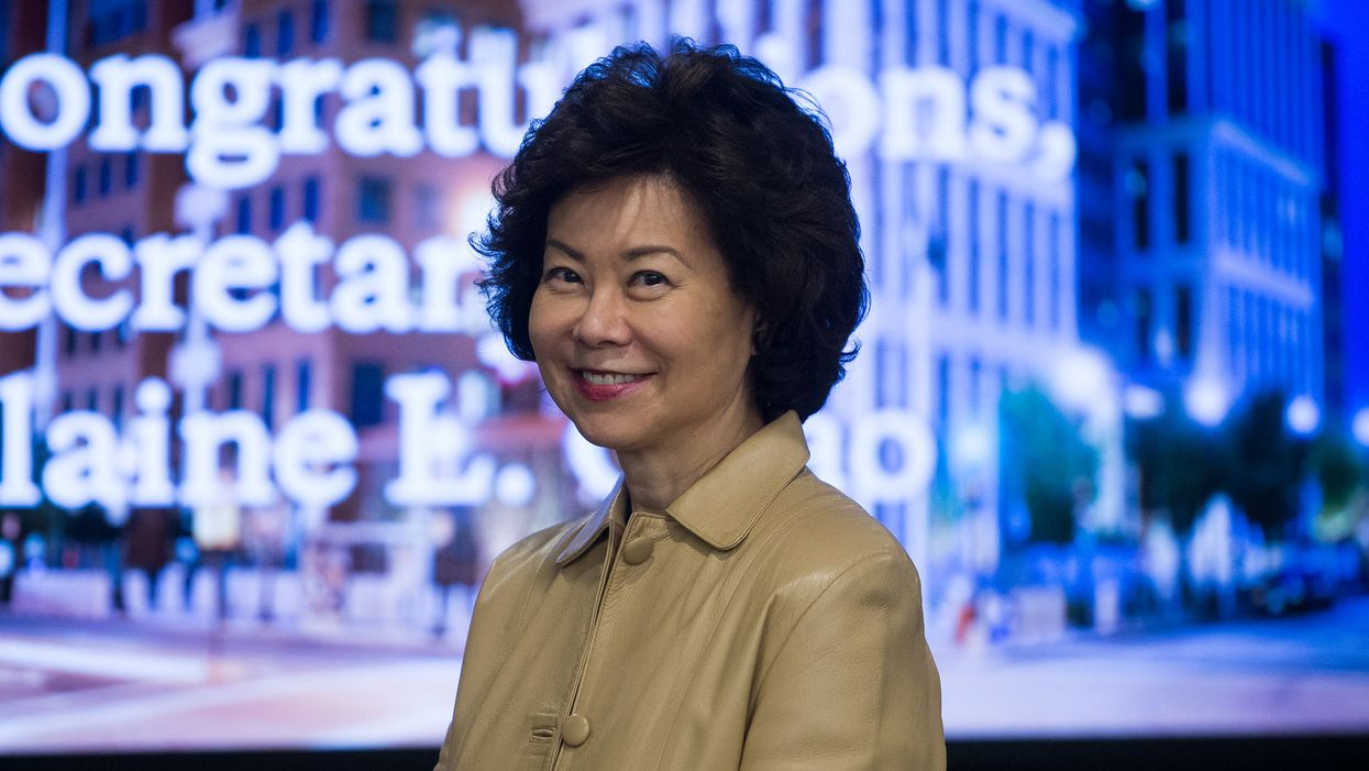 Elaine Chao used DOT resources for her personal errands, family business: inspector general