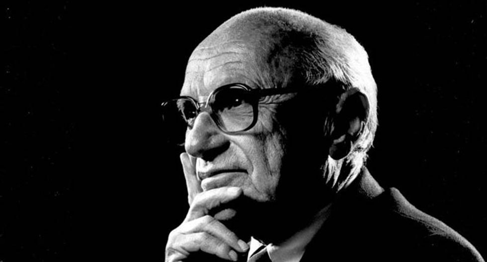 Here's why Milton Friedman's 'shareholder theory' of economics was dead wrong