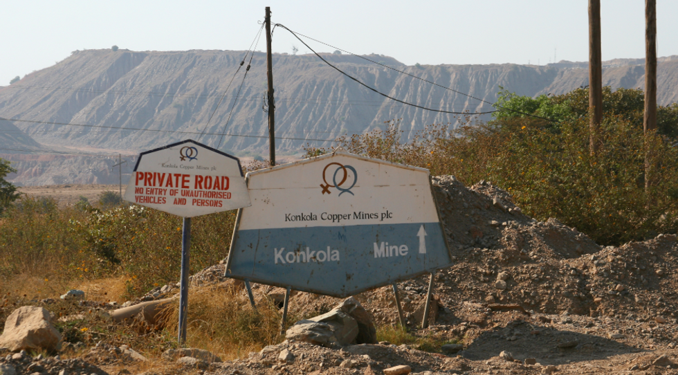 How powerful mining corporations flagrantly plunder the Global South without consequence